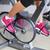 行使 · 自転車 · ホイール · 女性 · フィットネス - ストックフォト © maridav