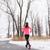 futó · futócipők · nő · atléta · közelkép · fű - stock fotó © maridav