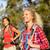 アクティブ · 女性 · ハイキング · 女の子 · 徒歩 · 森林 - ストックフォト © Maridav