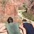 походов · Туристов · глядя · мнение · парка · люди - Сток-фото © maridav