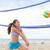 praia · voleibol · tropical · areia · verão · esportes - foto stock © maridav