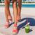 lopen · vrouw · runner · groene · plantaardige · smoothie - stockfoto © maridav