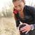 esportes · corrida · joelho · ferimento · mulher · dor - foto stock © maridav