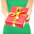 若い女の子 · 手 · 提供すること · 美しい · クリスマス · 現在 - ストックフォト © maridav
