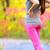 back pain   running woman with back injury stock photo © maridav