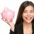 női · bankár · befektető · iroda · férfi · boldog - stock fotó © maridav