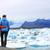 Islândia · geleira · penhasco · montanha · lago · céu - foto stock © maridav