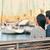 kikötő · Barcelona · Spanyolország · panorámakép · kilátás · alsó - stock fotó © maridav