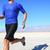 スポーツ · ランナー · を実行して · 砂漠 · 選手 · 男 - ストックフォト © Maridav