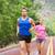 lopen · sport · lopers · paar · parcours · lopen - stockfoto © maridav