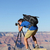 nature landscape photographer in grand canyon stock photo © maridav