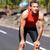 runner resting after running stock photo © maridav