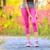 muscle injury of female sports runner thigh stock photo © maridav
