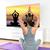 woman watching tv yoga meditation fitness at home stock photo © maridav