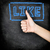 like   likes thumbs up on blackboard stock photo © maridav