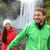moço · caiaque · cachoeira · esportes · rio · cor - foto stock © maridav