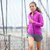 female runner running and jogging in new york city stock photo © maridav