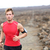 man running   trail runner training stock photo © maridav