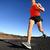 parcours · lopen · man · atleet · runner · bos - stockfoto © maridav