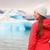 tó · park · Izland · kék · pontozott · víz - stock fotó © maridav
