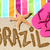 brazil beach vacation destination concept stock photo © maridav