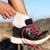 sport · cipők · láb · pár · fehér · visel - stock fotó © maridav