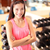 gym woman in fitness center proud portrait stock photo © maridav
