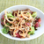 salade · slasaus · voedsel · blad · brood · diner - stockfoto © maridav