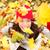 秋 · 女性 · 幸せ · カラフル · 秋 · 葉 - ストックフォト © Maridav