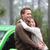 çift · bakıyor · yeni · araba · kadın · araba - stok fotoğraf © maridav