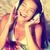 gelukkig · smartphone · vrouw · luisteren · streaming · muziek - stockfoto © maridav