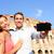 туристических · пару · Рим · путешествия · знакомства · смеясь - Сток-фото © maridav