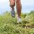 mannelijke · runner · problemen · knie · gezamenlijk · weg - stockfoto © maridav