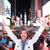 mutlu · kadın · New · York · görmek - stok fotoğraf © maridav