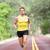Runner · человека · работает · концентрация - Сток-фото © Maridav