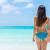 seksi · bikini · vücut · kadın · arkasında - stok fotoğraf © maridav