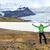 gleccser · természet · tájkép · háttér · szépség · nyár - stock fotó © maridav