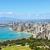 Honolulu · ver · diamante · cabeça · Havaí · EUA - foto stock © maridav
