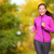 female jogger   young woman jogging in the park stock photo © maridav