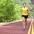 Runner · человека · работает · дороги · подготовки - Сток-фото © Maridav