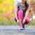 ランニングシューズ · 女性 · ランナー · 靴 · レース · 実行 - ストックフォト © maridav