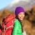 escursionista · indossare · escursioni · zaino · giacca · escursione - foto d'archivio © maridav
