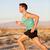 sport · futó · fut · sivatag · atléta · férfi - stock fotó © maridav