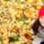 spadek · uśmiechnięta · kobieta · jesienią · portret · szczęśliwy · piękna - zdjęcia stock © maridav
