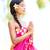 穏やかな · 瞑想 · 瞑想 · 女性 · ビーチ · 笑みを浮かべて - ストックフォト © maridav