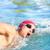 giovane · nuoto · fronte · piscina · treno - foto d'archivio © maridav