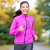 running sport woman training in fall autumn forest stock photo © maridav