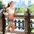 gezonde · mooie · vrouw · sport · beha · jogging · park - stockfoto © maridav