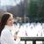New · York · City · Manhattan · Central · Park · winter · sneeuw - stockfoto © maridav
