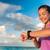 kalp · hızı · izlemek · akıllı · izlemek · spor · atlet - stok fotoğraf © maridav